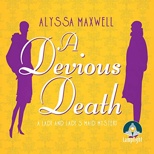 A Devious Death cover art