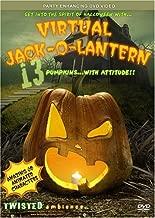 Virtual Jack-O-Lantern: Halloween Video Decoration