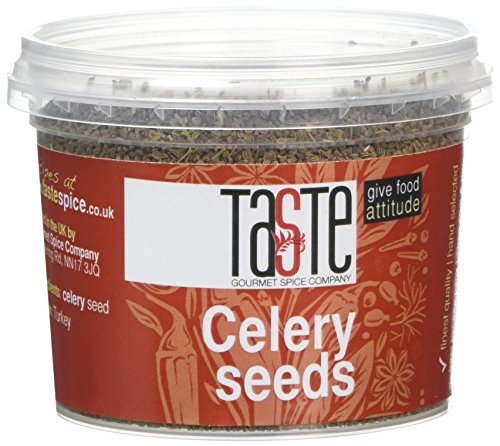 Gourmet Spice Company Celery Seeds 40 g (Pack of 4)