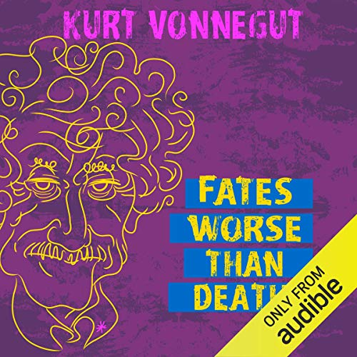 Fates Worse Than Death audiobook cover art