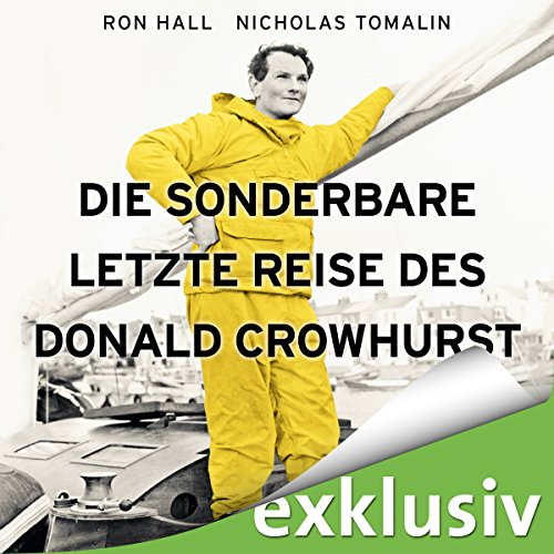 Die sonderbare letzte Reise des Donald Crowhurst audiobook cover art