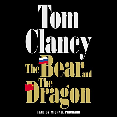 The Bear and the Dragon audiobook cover art