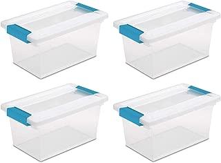 STERILITE Medium Clip Storage Box
