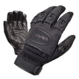 Olympia Sports Men's Ventor Gloves (Black, Large)