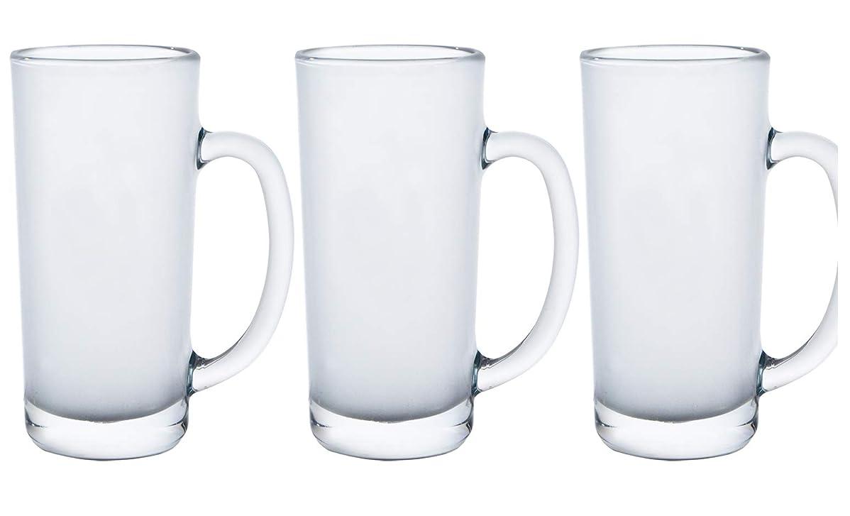 不承認単に統計東洋佐々木ガラス ビールジョッキ クリア 360ml 泡立つビヤーグラス 日本製 食洗機対応  P-06432-611-JAN