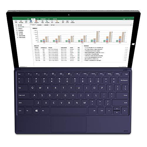 TECLASTX4タブレット、2in1ノートPC、薄軽ノートパソコン、8GB+256GB、11.6インチ1920*1080IPS、小型パソコン、Windows10、IntelN4100、デュアルWiFi、カメラ2.0MP/5.0MP、MicroHDMI、BT4.2(キーボードは含まれません)