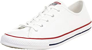 Converse Chuck Taylor All Star Dainty Ox Baskets Blanc/Rouge pour Femmes