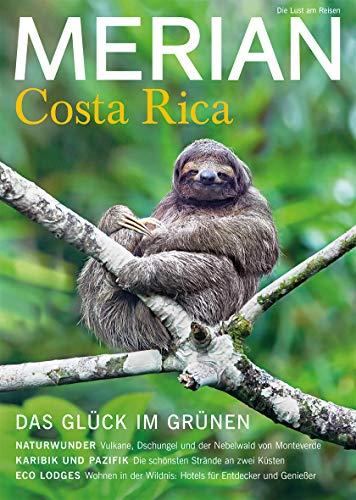 MERIAN Costa Rica 02/2019 (MERIAN Hefte)