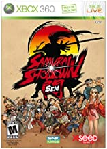 Samurai Shodown Sen Nla