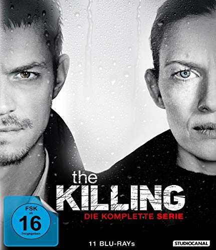 The Killing - Gesamtedition [Blu-ray]