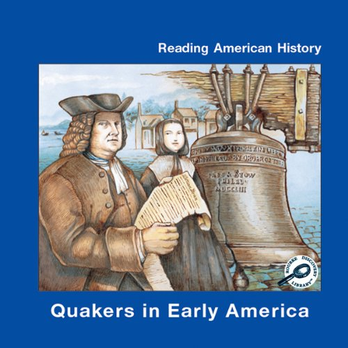 Quakers in Early America audiobook cover art
