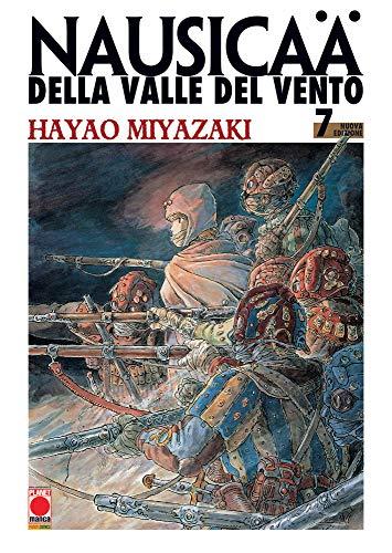 Nausicaä della Valle del vento: 7 (Planet manga)
