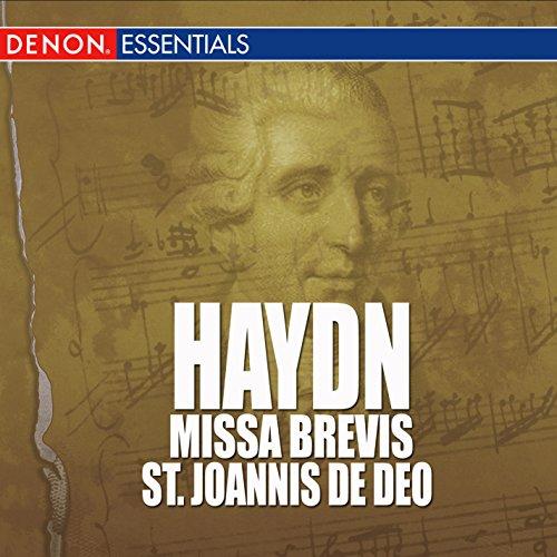 Missa Brevis No. 7 In B Major St. Joannis De Deo - Credo