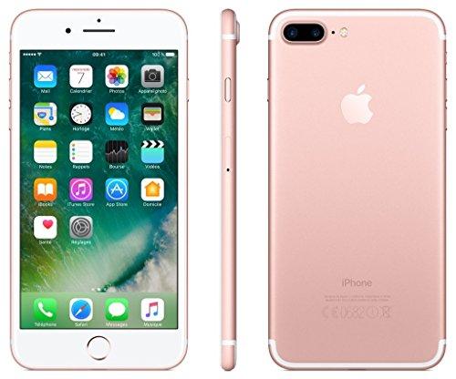 Apple iPhone 7 Plus 32GB - Roségold - Entriegelte (Generalüberholt)