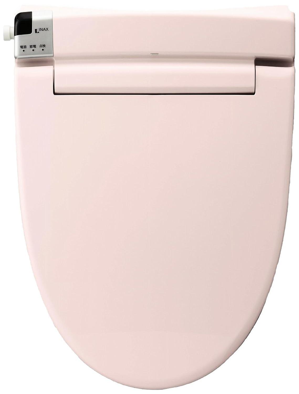 INAX 【日本製で2年保証&キレイ便座?脱臭?温風乾燥?コードレスリモコンの貯湯式】 温水洗浄便座 シャワートイレ ピンク CW-RT3/LR8