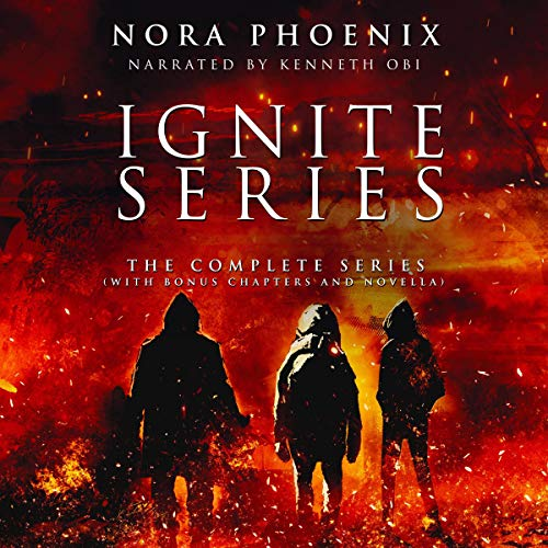 Ignite: The Complete Series cover art