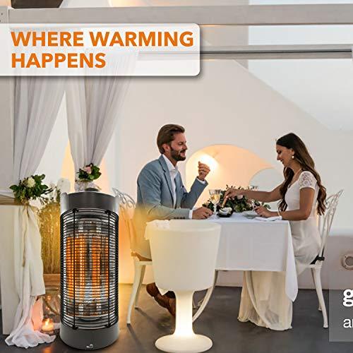 MaxxGarden Calentadores y estufas de exterior