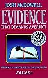 0785243046 Evidence That Demands A Verdict Vol 2