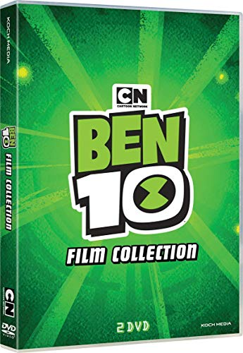 Ben 10-Film Collection (2 Dvd) (Box Set) (2 DVD)