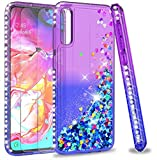 LeYi for Samsung Galaxy A70/A70S Case and 2 Tempered Glass