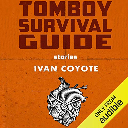 Tomboy Survival Guide audiobook cover art