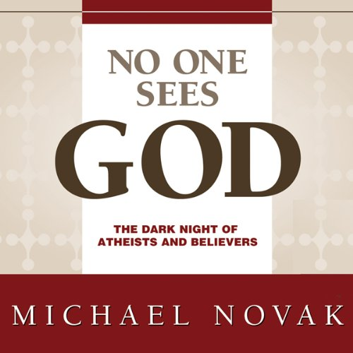 No One Sees God audiobook cover art