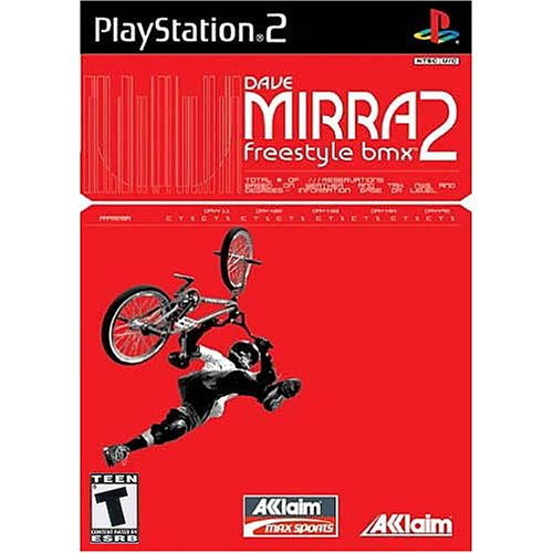 Dave Mirra 2: Freestyle BMX - PlayStation 2 by Acclaim Entertainment