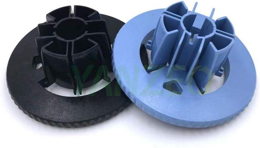 Yanzeo C7769-40169 C7769-40153 for HP DesignJet 500 800 1050 1055 100 130 Plotter (Blue+Black) Spindle Hub