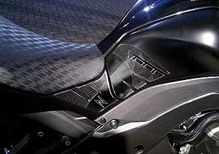 Adesivo per Antiscivolo per Moto Antiscivolo per Serbatoio Antiscivolo per Ginocchiera Laterale Adesivi isolanti Misura per Kawasaki Z1000 2014-2016 Walmeck