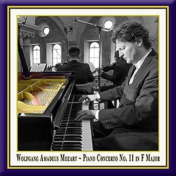 Mozart: Piano Concerto No. 11 in F Major, Op. 4 No. 2, K. 413