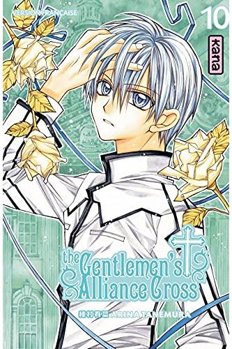 The Gentlemen's Alliance Cross - Tome 10 (Shojo)