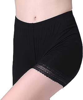 Vinconie Women Slip Shorts for Under Dresses Short Leggings Lace Under Shorts