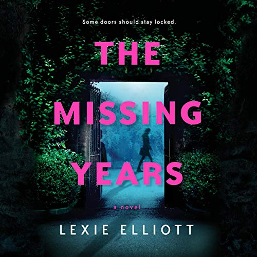 The Missing Years  By  cover art