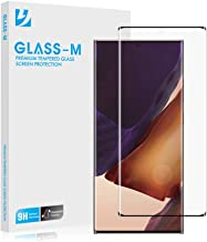 GLASS-M Screen Protector for Samsung Galaxy Note20 Ultra 5G, Tempered Glass, Bubble Free, Ultrasonic Fingerprint Compatibl...