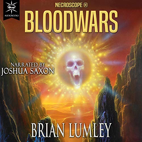 Bloodwars Audiobook By Brian Lumley cover art