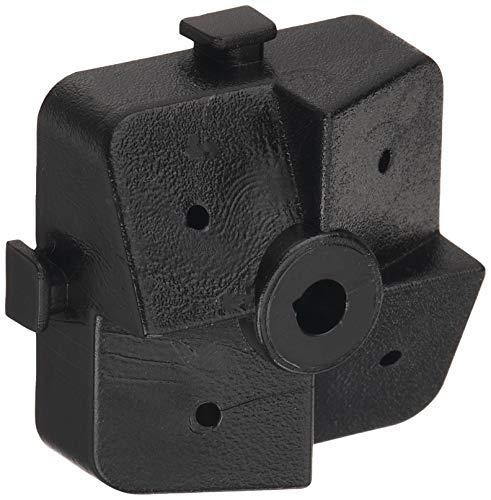 光 石膏ボード用パンチングボード止め具セット 黒 4セット入 PBST1