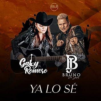 Ya Lo Sé (Live)