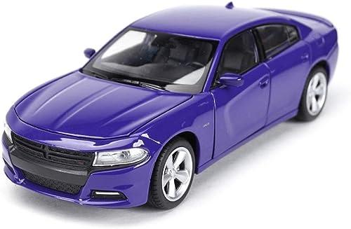 mejor reputación LIULAOHAN Modelo de Coche de simulación, simulación, simulación, 1 24 Warhorse GT aleación de fundición a presión 19.4  8.2  5.3 CM (Color   púrpura)  el precio más bajo