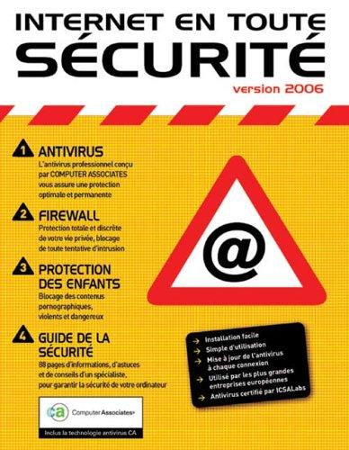 Internet en toute sécurité - version 2006