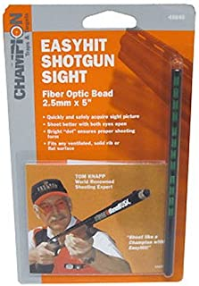 Champion EasyHit 2.5mm Diameter Shotgun Sight