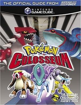 Official Nintendo Pokemon Colosseum Player's Guide 193020647X Book Cover