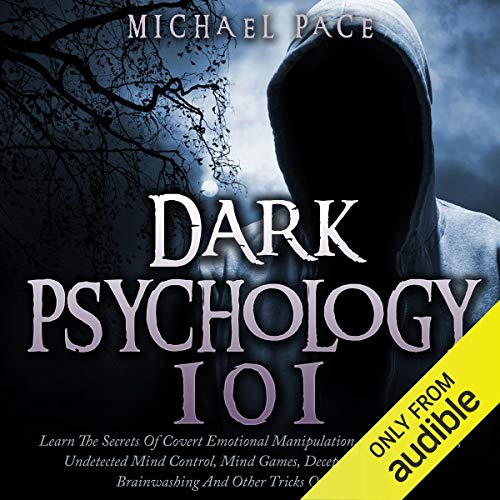 Dark Psychology 101 cover art