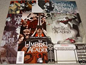 Umbrella Academy #1 to #6 and Free Comic Book Day Issue Set of Comics (Comic)