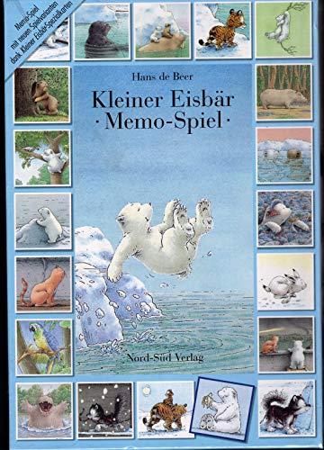 Nord Süd Verlag Kleiner Eisbär - Memo Spiel