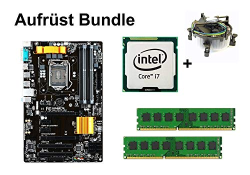 Aufrüst Bundle - Gigabyte Z97P-D3 + Intel Core i7-4770S + 16GB RAM #63929