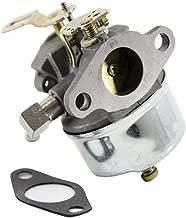 Carburetor for Tecumseh 640298 OH195SA 5.5hp OHSK70 7hp 50-666 Snowblower Carb