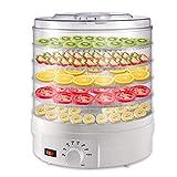 Deshidratador De Alimentos Máquina Secadora Para Frutas Verduras Hierbas Carne Yogur Aperitivos Para Mascotas Máquina Deshidratadora Para Frutas Verduras Carnes Y Chile