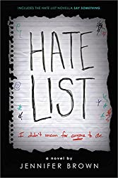 Hate List by Jennifer Brown