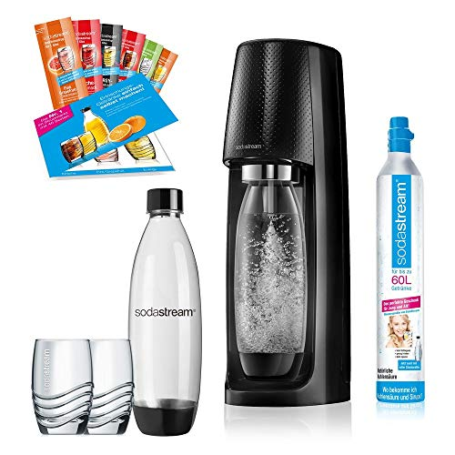 Sodastream Easy Pack Noir
