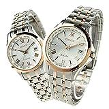 [シチズン]CITIZEN 腕時計 エクシード EXCEED 電波ソーラー チタン CB1084-51A EC1124-58A ペアウォッチ メンズ レディース